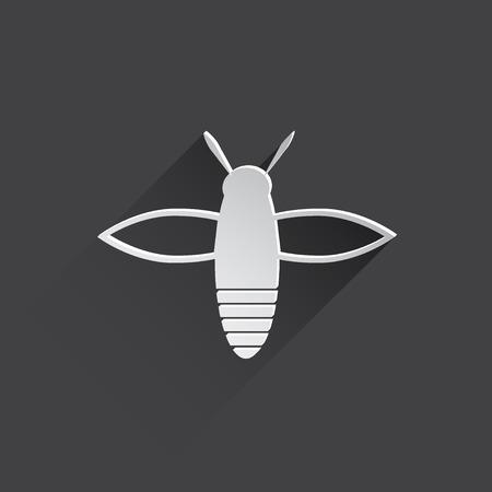 praiseworthy: bee web icon