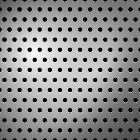 metallic background: Vector seamless metallic pattern design background texture.