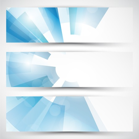 Vector abstract banner background Illustration