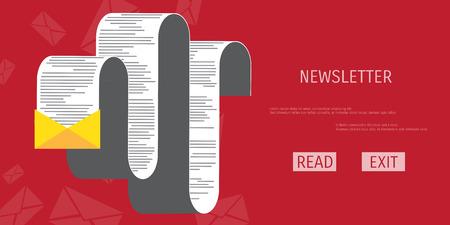 globális kommunikációs: Vektor hírek közzététele web lapos háttérben. Globális kommunikáció. Közösségi háló. Koncepciók internetes bannerek és promóciós anyagok. Illusztráció