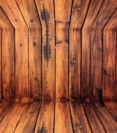 Walls made of wood are durable and beautiful Stock Photo - 16419574