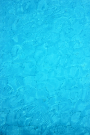 Water in pool have bule it feel  pure. Stock Photo - 17603355