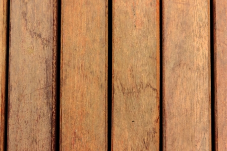 Walls made of wood are durable and beautiful. Stock Photo - 17756714