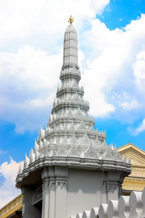Doon art marble in wat pra keaw  Stock Photo - 19754883