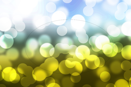 abstract yellow whiote