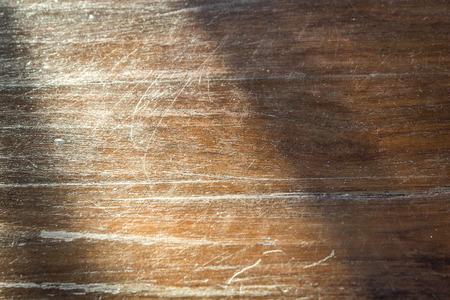 Sun light on  wood wall old