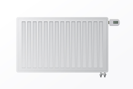 Radiator Illustration