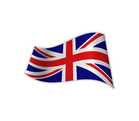 The UK Flag.
