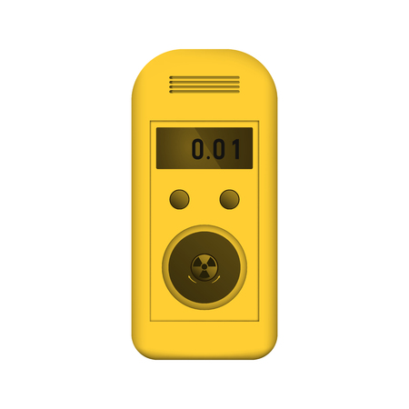 Radiation dosimeter.