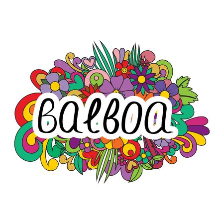 Balboa dance. Standard-Bild - 102796624