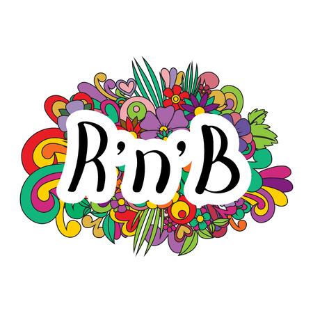Dance RNB. Standard-Bild - 106955664