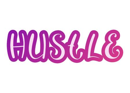 Pair dance hustle.