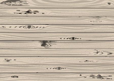 Clapboard texture. Wooden surface. Vector illustration. Aged textured design Illustration