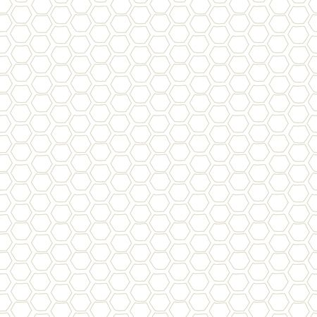 Hexagons filling a textured background slightly wonky vector seamless repeat surface pattern design