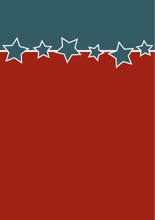americana: An Americana background Illustration