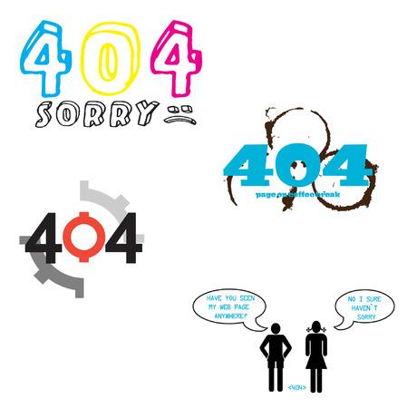 404 error icons