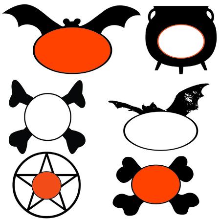samhain: Un conjunto de gr�ficos de Halloween