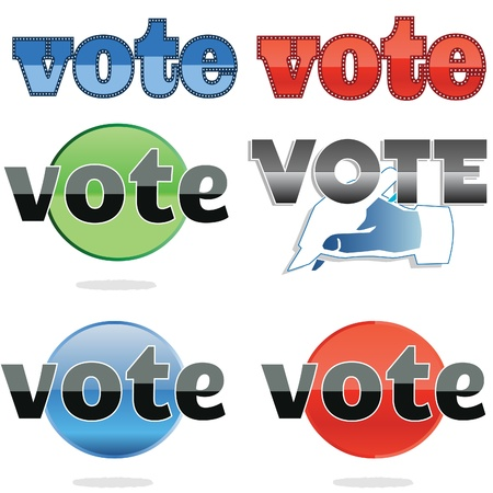 voters: voting icons