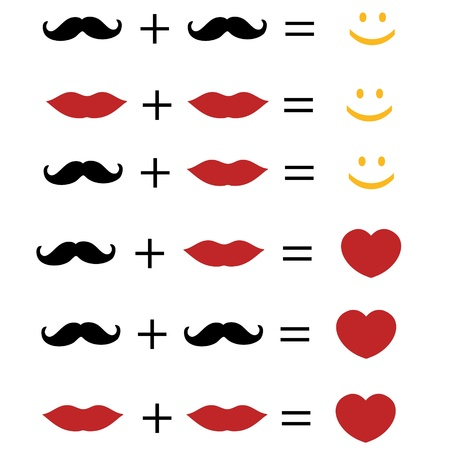 love and happiness graphics