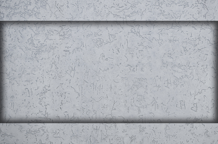 Concrete wall texture with colored plaster. Beautiful design facade painted plaster walls with small pits of various shapes. The texture for the walls in the interior or exterior Stock Photo