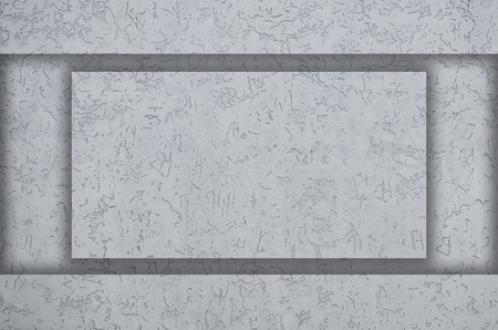 steadfast: Concrete wall texture with colored plaster. Beautiful design facade painted plaster walls with small pits of various shapes. The texture for the walls in the interior or exterior Stock Photo