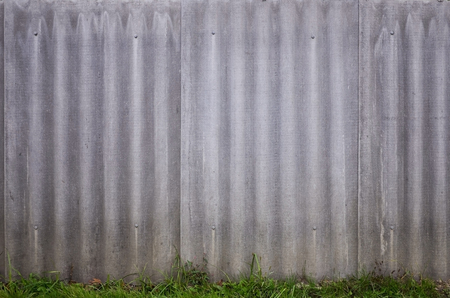shiver: Grey slate texture. Close-up a Russian shiver fence