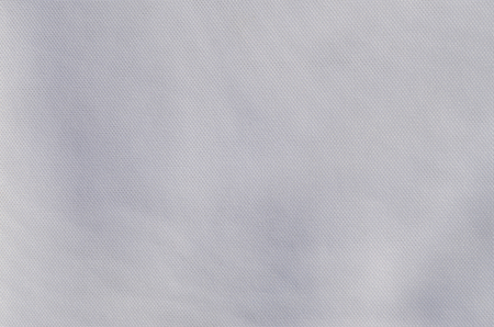 White sports clothing fabric jersey texture. Background image