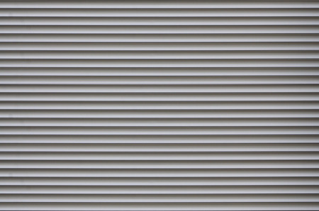 Stock Photo   The Texture Of The Shutter Door Or Window In Light Gray  Color. Metal Gates Or Shutters For Garage Or Shop, Metal Sheet Texture,  Steel Rolling ...