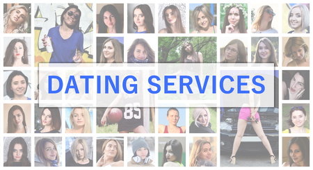 Text on dating services