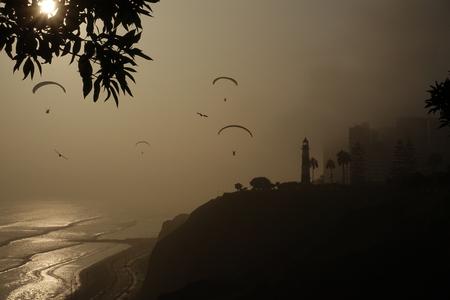 Lima, Peru Stock Photo