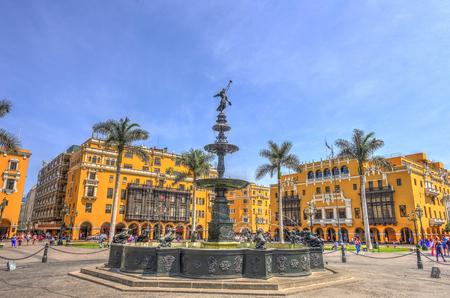 Lima, Peru Editorial