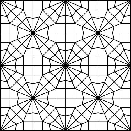 reticular: reticular pattern window