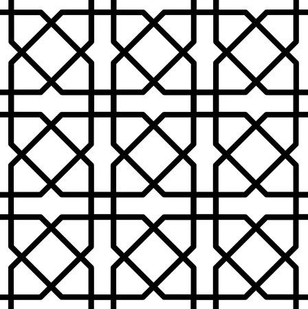 persian islamic pattern  Vector