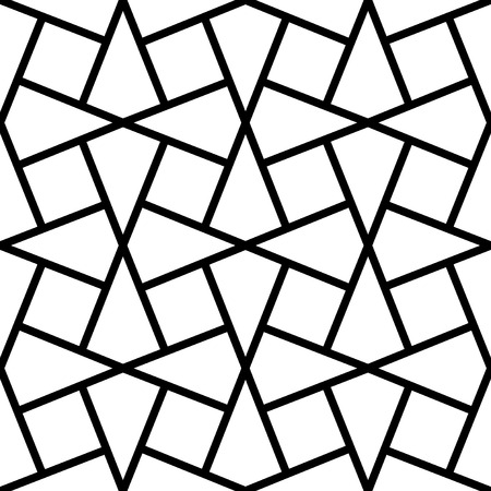 simple islamic patten  イラスト・ベクター素材
