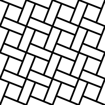 simple square pattern Vector