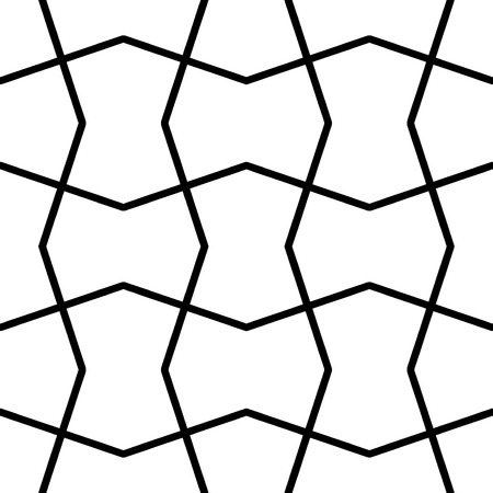 trapezoid: traditional islamic diamond arabesque or pattern