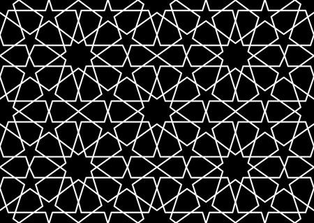 reticular: original common arabesque background