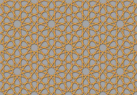 islamic convetional background Иллюстрация