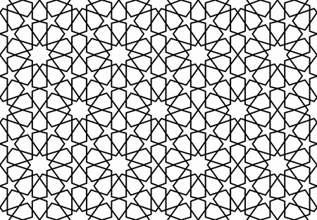 traditional islamic lattice