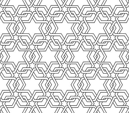 islamic pattern: seamless islamic pattern