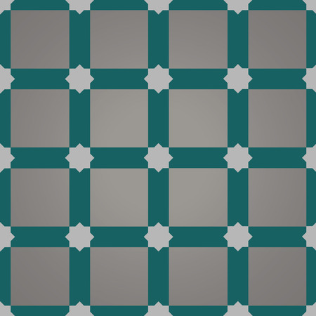 reticular: original arabic pattern in a geometric design