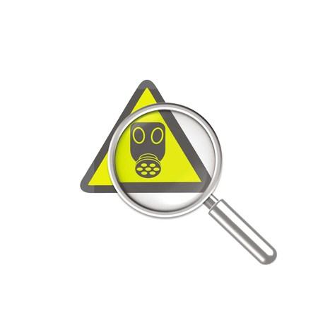 chemische Gefahrenbeurteilung oder zur Identifizierung