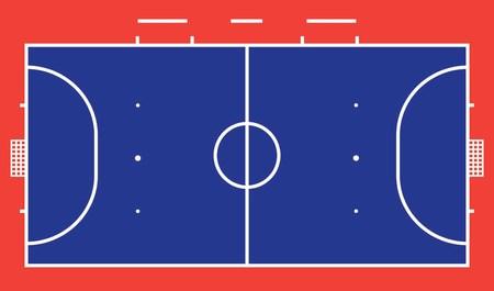 futsal court