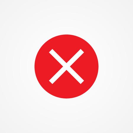denier: Wrong icon