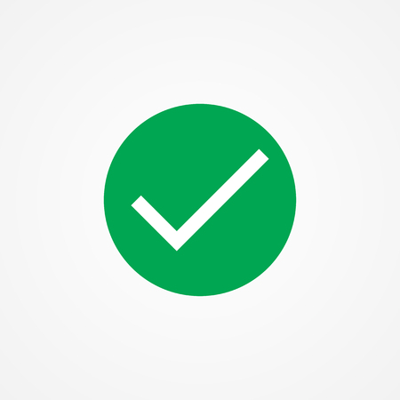 approved icon: Approved Icon Vector