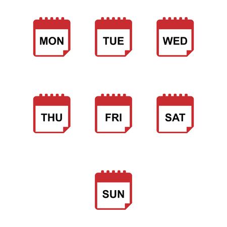 week: calendar week icon