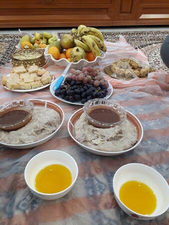 Omani Traditional Eid Food