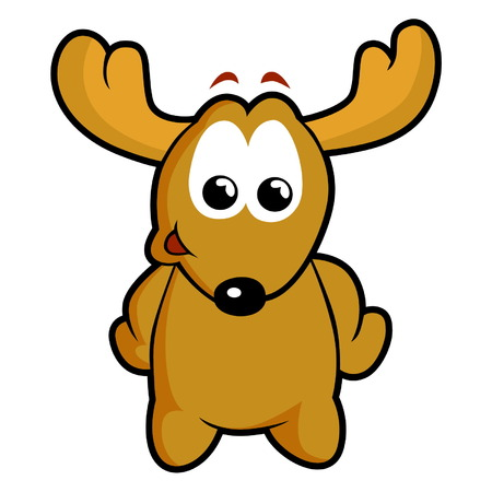 Looking for a new mascot  Or maybe you want a few characters to interact throughout your website or project  Ilustrace