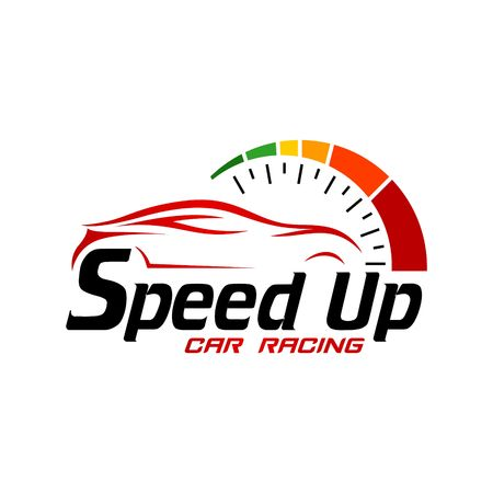 car tuning: Car Logo Template