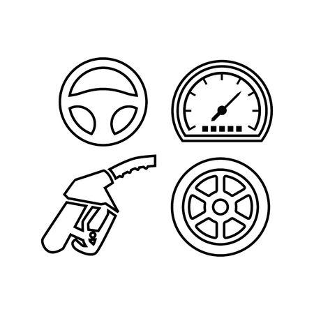 logo element: Car Logo Template
